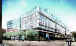 Urban Escape Stockholm - idédrivet jätteprojekt mitt i city