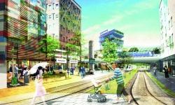 Kirseberg byggs närmare Malmö centrum