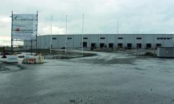 Första hyresgästen i Prologis nya byggnad i Arendal klar