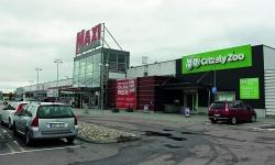 Zoobutik vid Maxi i Kungsbacka