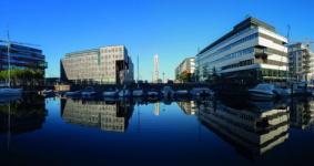 Öresundsregionens arbetsmarknad lockar företag till Västra Hamnen