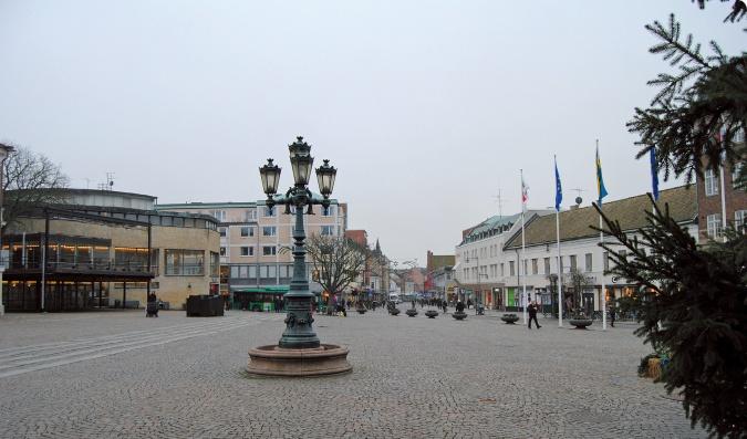 """""""Lund är en väldigt annorlunda stad"""""""