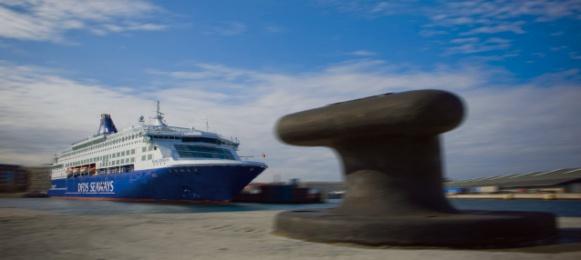 Hamnarna viktiga för Malmö