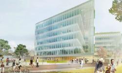 Nytt kommunhus ska binda samman Lund