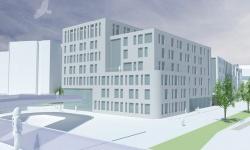 Nytt kontorshus öppnar upp för omflyttningskarusell