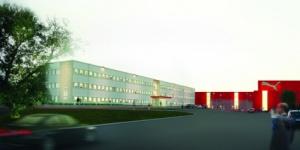 Världens modernaste Puma-lager finns i Helsingborg