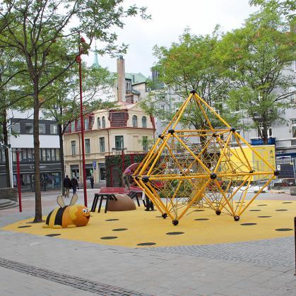Helsingborg har vind i seglen