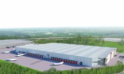 Bockasjö bygger logistikfastigheter i Arlandastad